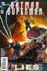 Batman/Superman (2013-2016) #24 Variant A
