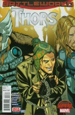 Thors (2015-2016) #3 Variant A