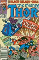 Thor (1966-1996) #420 Variant A: Newsstand Edition