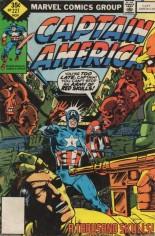 Captain America (1968-1996) #227 Variant B: Whitman Variant