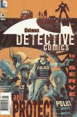 Detective Comics (2011-2016) #41 Variant A: Newsstand Edition