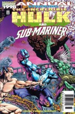 Incredible Hulk (1968-1999) #Annual 1998 Variant A: Newsstand Edition; Incredible Hulk/Sub-Mariner Annual