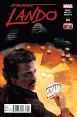 Star Wars: Lando (2015-Present) #5 Variant A
