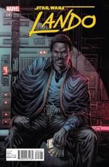 Star Wars: Lando (2015-Present) #5 Variant B