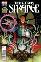 Doctor Strange (2015-2017) #1 Variant B: Midtown Exclusive Variant Cover