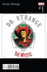 Doctor Strange (2015-2017) #1 Variant D: Variant Marvel Hip-Hop Cover