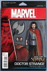 Doctor Strange (2015-2017) #1 Variant E: Action Figure Cover