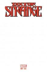 Doctor Strange (2015-2017) #1 Variant F: Blank Cover