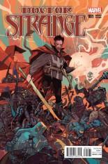 Doctor Strange (2015-2017) #1 Variant I: Incentive Variant Cover
