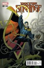 Doctor Strange (2015-2017) #1 Variant J: Incentive Variant Cover