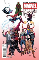 All-New All-Different Marvel Point One #1 Variant B