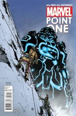 All-New All-Different Marvel Point One #1 Variant D: Incentive Kirby Monster Variant Cover