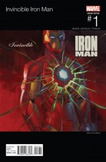 Invincible Iron Man (2015-2016) #1 Variant F: Marvel Hip-Hop Variant Cover