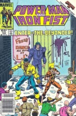 Power Man and Iron Fist (1978-1986) #121 Variant A: Newsstand Edition