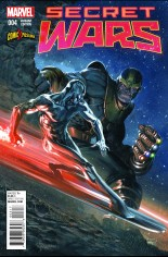 Secret Wars (2015-2016) #4 Variant J: Exclusive ComicXposure Variant