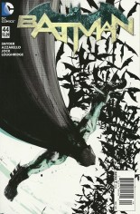 Batman (2011-2016) #44 Variant A: Newsstand Edition