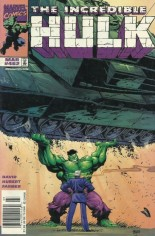 Incredible Hulk (1968-1999) #462 Variant A: Newsstand Edition