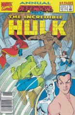 Incredible Hulk (1968-1999) #Annual 18 Variant A: Newsstand Edition