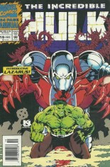 Incredible Hulk (1968-1999) #Annual 19 Variant A: Newsstand Edition; Not Polybagged