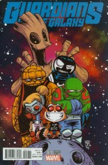 Guardians of the Galaxy (2015-2017) #1 Variant B: Baby Cover
