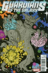 Guardians of the Galaxy (2015-2017) #1 Variant F: Kirby Monster Variant Cover