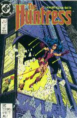 Huntress (1989-1990) #2