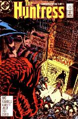 Huntress (1989-1990) #4