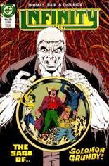 Infinity Inc. (1984-1988) #39