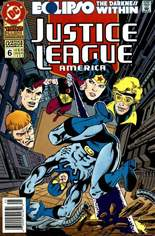 Justice League America (1989-1996) #Annual 6 Variant A: Newsstand Edition