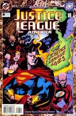 Justice League America (1989-1996) #Annual 8