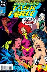 Justice League Task Force (1993-1996) #7
