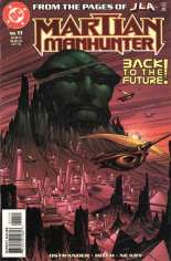 Martian Manhunter (1998-2001) #11