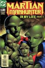 Martian Manhunter (1998-2001) #33