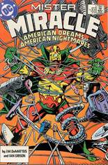 Mister Miracle (1989-1991) #1 Variant B: Direct Edition