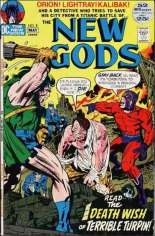 New Gods (1971-1978) #8