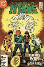 Tales of the Teen Titans (1984-1988) #75 Variant B: Direct Edition