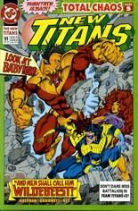New Titans (1988-1996) #91