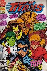 New Titans (1988-1996) #93