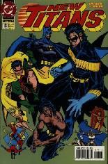 New Titans (1988-1996) #113