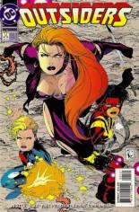 Outsiders (1993-1995) #1 Variant Omega