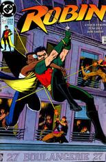 Robin (1991) #2 Variant A: Newsstand Edition