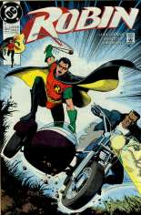 Robin (1991) #3 Variant A: Newsstand Edition