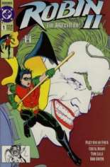 Robin II: The Joker's Wild #1 Variant B: Direct Edition