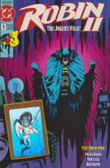 Robin II: The Joker's Wild #1 Variant C: Hologram Cover