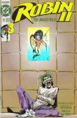 Robin II: The Joker's Wild #1 Variant D: Hologram Cover