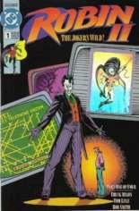 Robin II: The Joker's Wild #1 Variant E: Hologram Cover