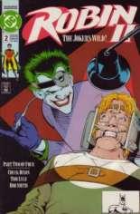 Robin II: The Joker's Wild #2 Variant A