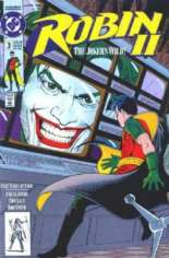 Robin II: The Joker's Wild #3 Variant A