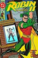 Robin II: The Joker's Wild #3 Variant B: Hologram Cover