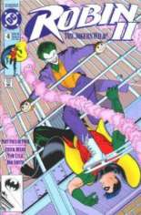 Robin II: The Joker's Wild #4 Variant A